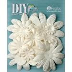 Petaloo - DIY Paintables - Assorted Flower Layers x 16