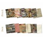 7Gypsies - American Vintage - 8x8 Paper Pad