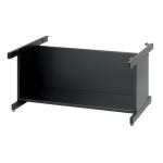"Safco Steel Flat File: High Base, Black, 20"" x 46 3/8"" x 35 3/8"""