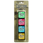 Ranger - Tim Holtz - Distress Mini Ink Kit - Kit 13