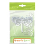 Tonic Studios - Dragonfly Brooch Rococo Die