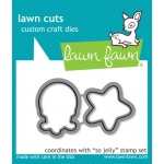 Lawn Fawn - Lawn Cuts - So Jelly Dies