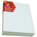 "Reeves™ Stretched Canvas Triple Pack 18"" x 24"": Sheet, 18"" x 24"", 5/8"", Stretched, (model 8330223), price per pack"