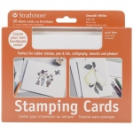Strathmore Stamping Cards: Full Size, Pack of 20 Sets