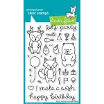 Lawn Fawn - Party Animal Stamp Set