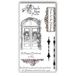 Ken Oliver - Hometown Christmas - Clear Stamps - Set 1