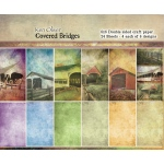 Ken Oliver - Covered Bridges - 6x6 Collection Pack
