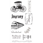 Ken Oliver - Covered Bridges - Clear Stamps - Set 2