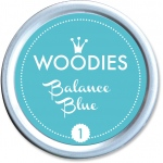 RoyalPosthumus - Woodies - Ink Pad - Balance Blue