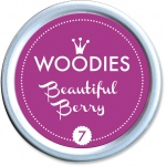 RoyalPosthumus - Woodies - Ink Pad - Beautiful Berry