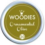RoyalPosthumus - Woodies - Ink Pad - Ornamental Olive