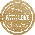 RoyalPosthumus - Woodies - For You With Love Handmade