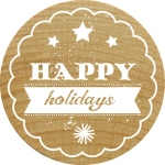 RoyalPosthumus - Woodies - Happy Holidays