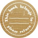 RoyalPosthumus - Woodies - This Book Belongs To