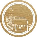 RoyalPosthumus - Woodies - Books