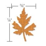 Sizzix - Paper Punch - Maple Leaf - Medium by Tim Holtz