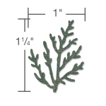Sizzix - Paper Punch - Juniper - Large by Tim Holtz