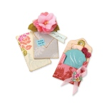 Sizzix - Bigz L Die - Inserts & Envelopes - Mini by Brenda Walton