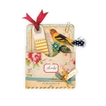 Sizzix - Bigz XL Die - Library Pocket by Brenda Walton