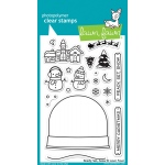 Lawn Fawn - Ready, Set, Snow Stamp Set