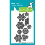 Lawn Fawn - Lawn Cuts - Mini Snowflakes Dies