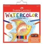 Faber-Castell®  Do Art Watercolor Pencil Set; Kit: Yes; Type: Children's Art Kit; (model FC14559), price per set