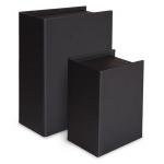 Graphic 45 - Staples - Book Box Black