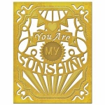 Spellbinders - Card Creator - My Sunshine