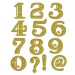 Spellbinders - Shapeabilities - Victorian Numbers