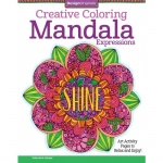 Design Originals - Creative Coloring - Mandala Expressions Coloring Book