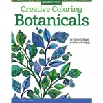 Design Originals - Creative Coloring Botanicals Coloring Book