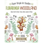 Design Originals - Florabunda Woodland Coloring Book