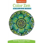 Design Originals - Color Zen Coloring Book