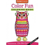 Design Originals - Color Fun Coloring Book