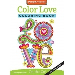 Design Originals - Color Love Coloring Book