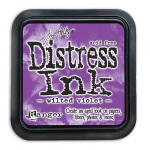 Tim Holtz - Distress - September Color Of The Month - Wilted Violet - Distress Ink Pad