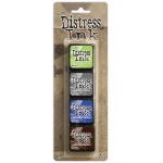 Ranger - Tim Holtz - Distress Mini Ink Kit - Kit 14