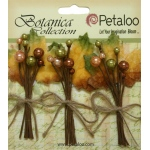 Petaloo - Fall Berry Pick - Vintage Velvet