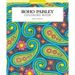 Design Originals - Boho Paisley Coloring Book