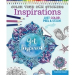 Design Originals - Color Your Own Stickers Inspirations Coloring Book