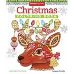 Design Originals - Christmas Coloring Book