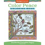 Design Originals - Color Peace Coloring Book