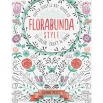 Design Originals - FloraBunda Style Coloring Book Treasury