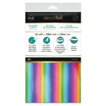 Thermoweb - iCraft - Deco Foil - Rainbow - 20 Sheets
