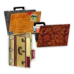7Gypsies - Printed ATC Folders - Wanderlust