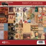 7Gypsies - Paper Pad - Wanderlust - 8x8