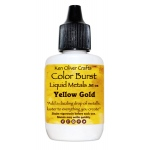 Ken Oliver - Color Burst - Liquid Metals - Yellow Gold