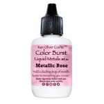 Ken Oliver - Color Burst - Liquid Metals - Rose
