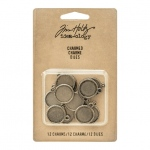 Advantus - Tim Holtz - Ideaology - Charmed Charms / Pendants