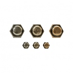 Advantus - Tim Holtz - Ideaology - Hex Fasteners